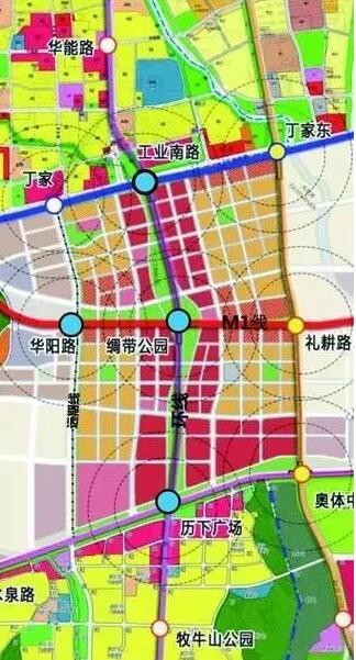 济南地铁R1线、R2线、R3线最新进展来了!(附站点汇总)