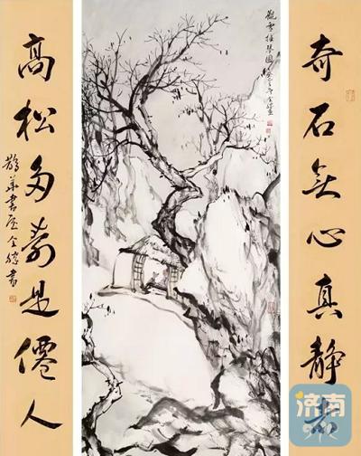 """济南艺博会丨8月25一28日丨鉴赏""""圃胜民康""""的""""禅古气境"""""""