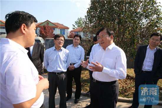 王忠林:尽快编制和实施乡村振兴战略规划