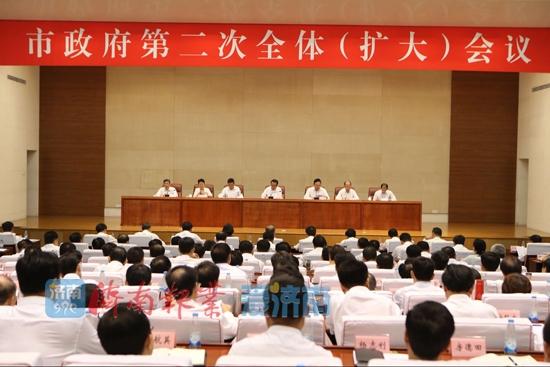 孙述涛:牢固树立为民服务意识 努力在十个方面争当排头兵