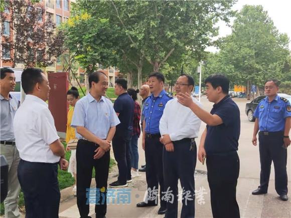 济南市建筑垃圾积存点整治力争本月全面完成