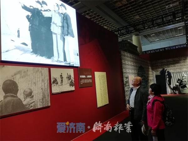 """每张图片背后都有满满的故事!市民纷纷点赞""""家国同梦70年""""发展成就展"""