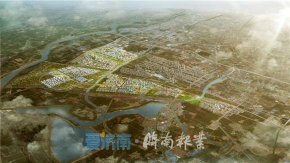 """【聚力""""七个新跨越""""""""十个新突破""""推动新时代现代化强省会建设开好局起好步】2021济南经济路线图出炉"""