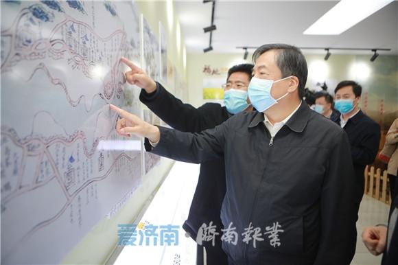 孙立成:深入实施乡村振兴战略 切实把项目打造成民心工程