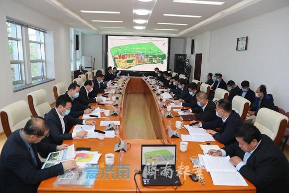孙述涛调研济南国际内陆港建设时强调 抢抓机遇加快打造区域性物流中心