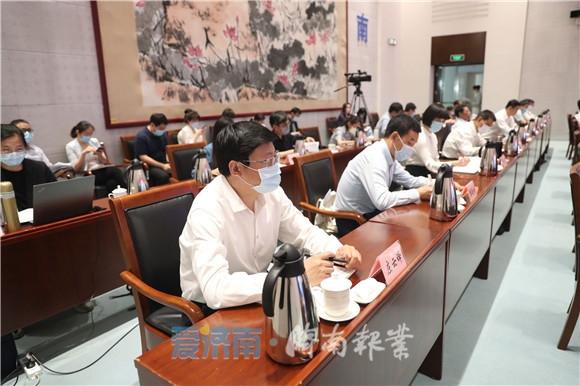 孙立成:在服从服务融入国家战略国家大局中展现济南担当作出济南贡献
