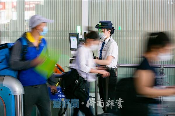 暑运大幕今日开启!济南站实施新列车运行图预计发送旅客596万人