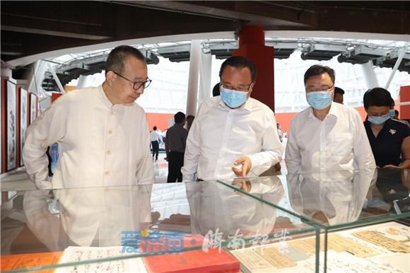 济南市与山东工艺美术学院战略合作签约活动举行 孙述涛出席
