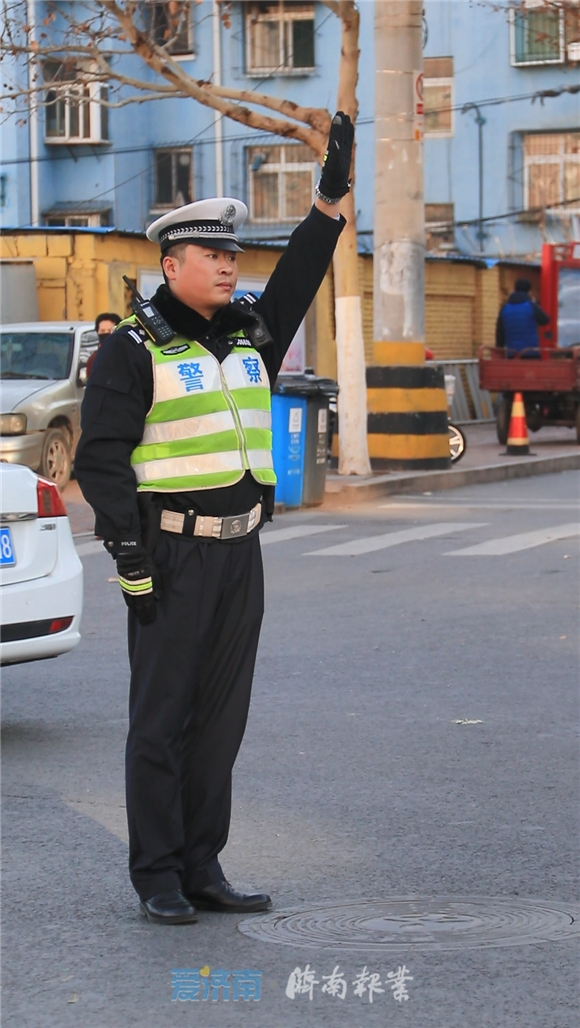2年,12年,22年!从军人到泉城警察,他们这样走过……
