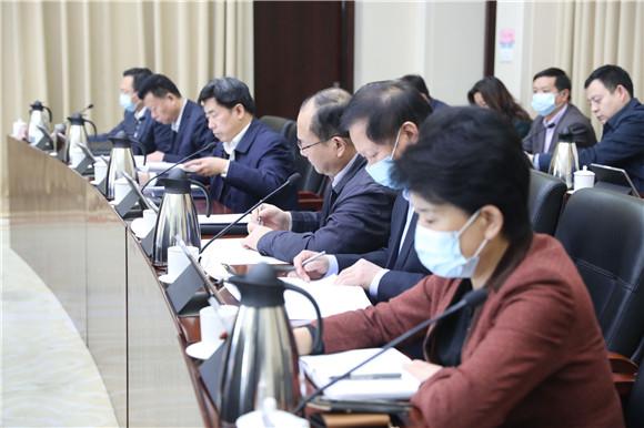 孙述涛主持召开市政府常务会议 研究深入推进城市有机更新等工作
