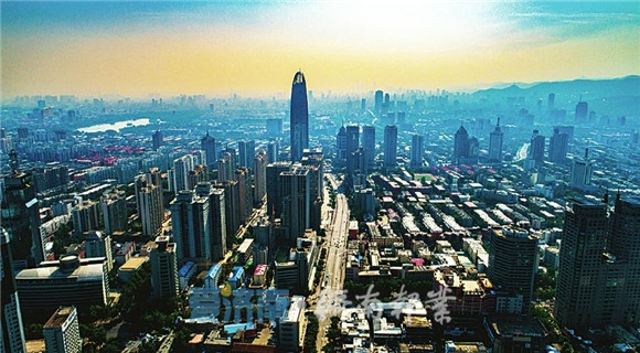 济南,入选国家级试点城市