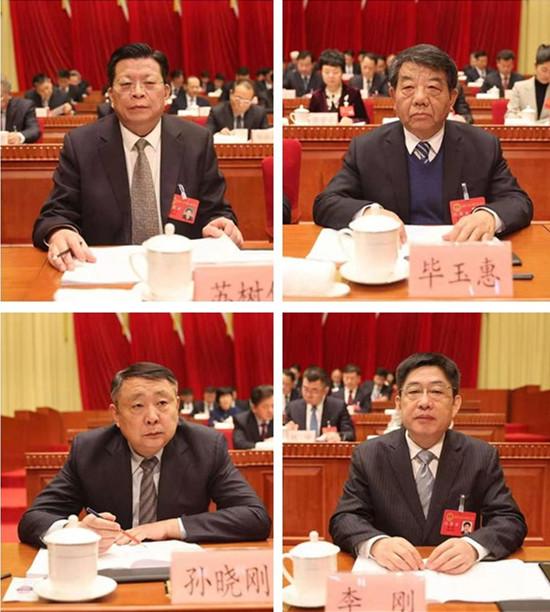 济南市十七届人大三次会议开幕
