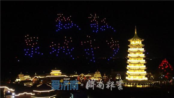 """致敬泉城""""守岁人""""丨爱济南带您潮玩方特新年狂欢"""