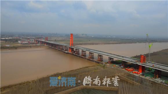 快看,那些跨过黄河的桥