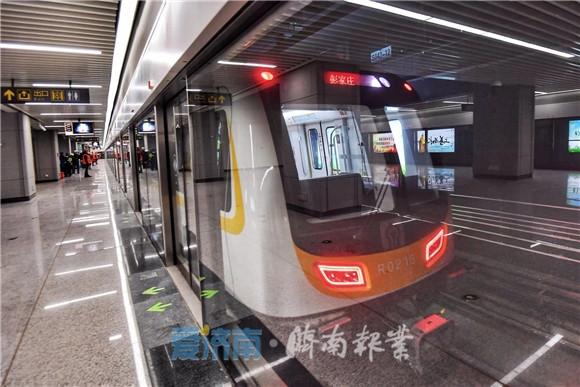 济南地铁2号线初期运营时间、票价政策和营业时间详情来了