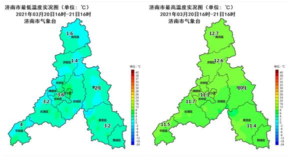 南风接力吹暖泉城!下周济南最高气温直奔20℃+,阵风最大7~8级