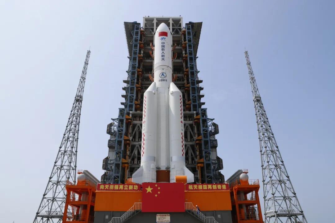 空间站天和核心舱将于今日发射