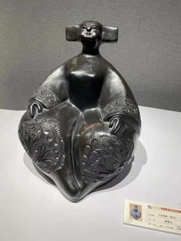 薛慧志:古典陶艺 展现代之美
