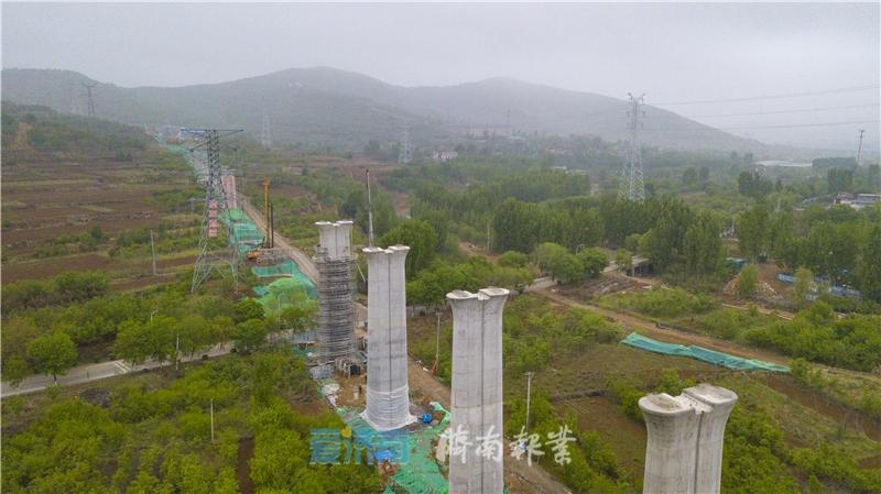 一条高铁里的济南:成就万余平方公里大城丰姿