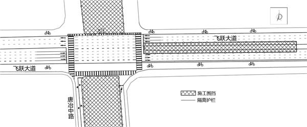 美高梅集团|济南轨交4号线进展:彭家庄站将进行围挡施工