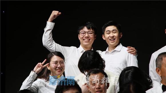 济南报业青年:愿以报业之荣耀,铸青春强国之梦想!