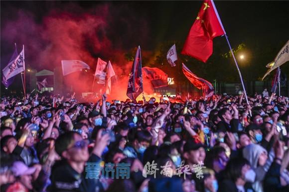 """众多音乐节青睐济南,越来越""""潮""""的济南吸引力在哪?"""