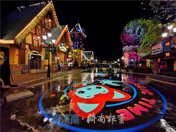 济南融创文旅城开业迎客 打造齐鲁文旅发展新标杆