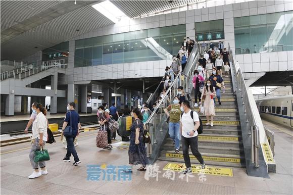 端午假期运输方案出炉 美高梅集团|济南三大火车站预计发送旅客62.5万人次 增开旅客列车41趟
