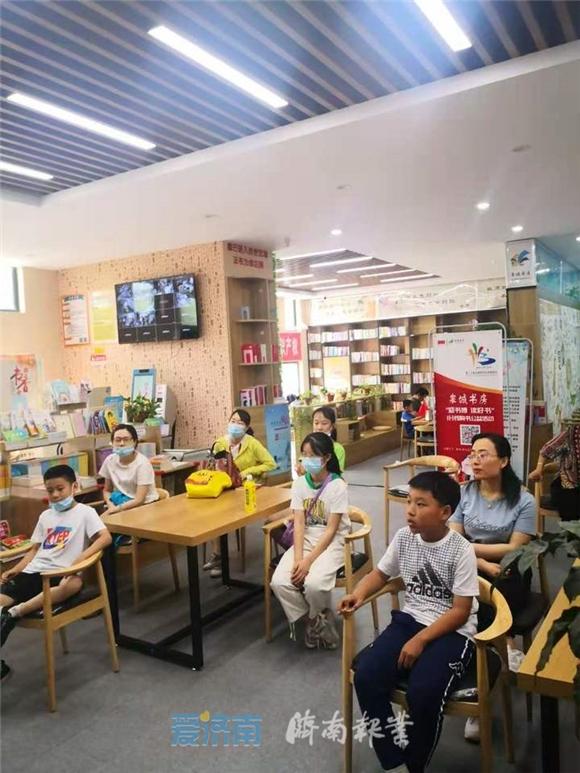 快来看看泉城书房端午节活动有多精彩