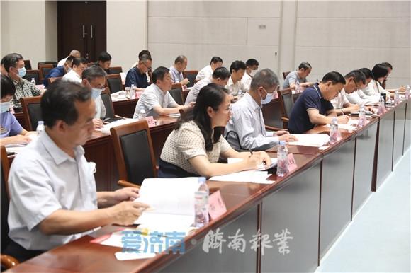 第30届全国图书交易博览会执委会工作推进会议召开 孙述涛讲话