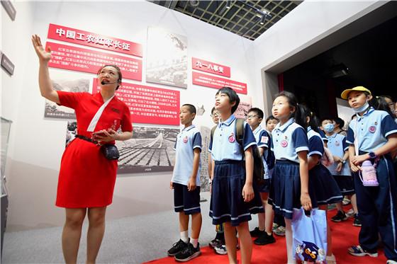 【百年风华 初心如炬】阅百年历程 传精神力量 济南市庆祝中国共产党成立100周年主题展览预约火爆