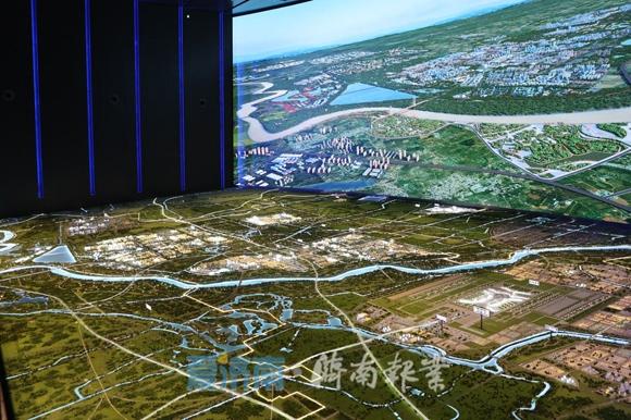 济南新旧动能转换起步区建设蓝图亮点频现 把起步区建成绿色智慧宜居的幸福之城