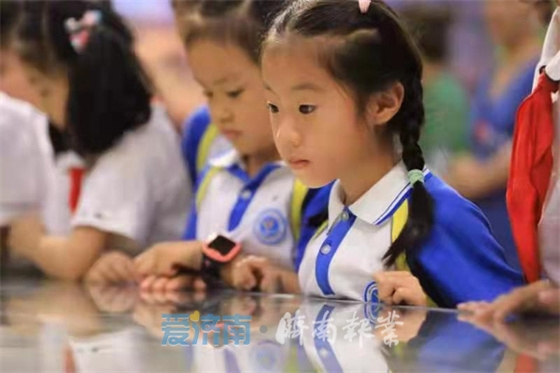 一展尽现百年辉煌!济南市庆祝中国共产党成立100周年主题展闭展