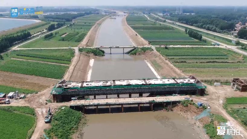 探访小清河复航工程最新进展