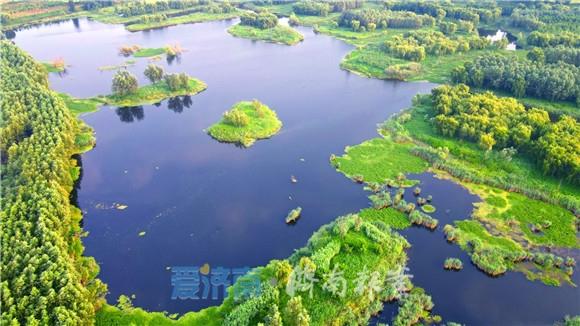 """前八个月辛丰庄出境断面年均水质首次达到地表水三类水体标准 小清河成真正""""清河"""""""