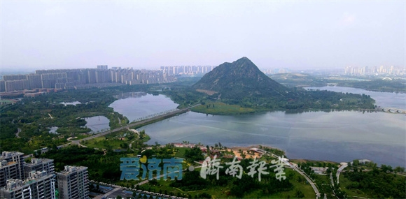 济南183公里黄河生态风貌带展露新颜