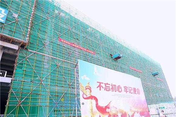 """孙立成到天桥区调研时强调 狠抓项目建设 加快推动""""北起"""""""