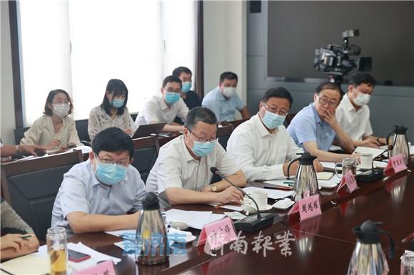 全市疫情防控工作调度会召开 时刻绷紧疫情防控弦 守护群众生命健康安全 孙立成主持并讲话