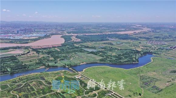 大河东流,升起璀璨明珠——写在黄河流域生态保护和高质量发展上升为重大国家战略两周年之际