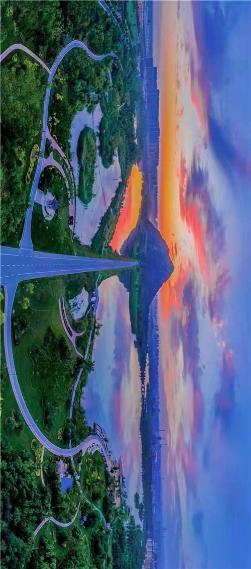 黄河新图景