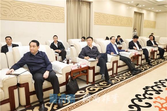 孙述涛会见中国铁建客人