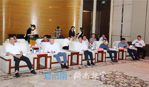 孙立成带队走访广东省山东商会 共享千载难逢机遇 加快高质量发展